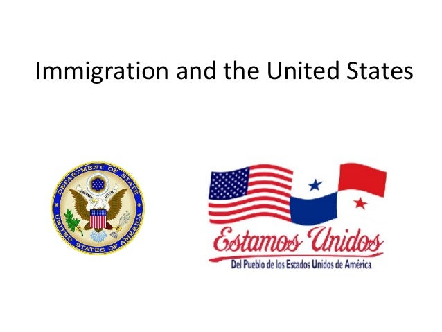 Immigration and the United States