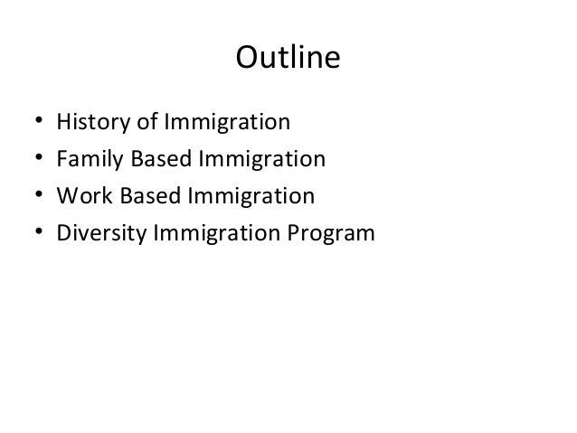 First presentation immigration and the united states outline history publicscrutiny Images