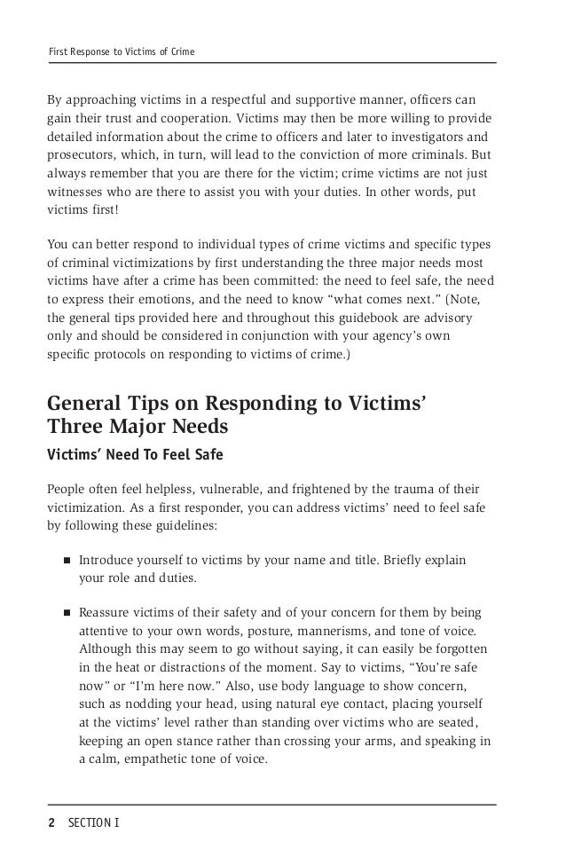 legal representation for victims of crime Advocates for victims of crime (avoice) is a texas legal services center statewide project providing free direct legal representation and referrals to victims of violent crime, and domestic violence victims and survivors.