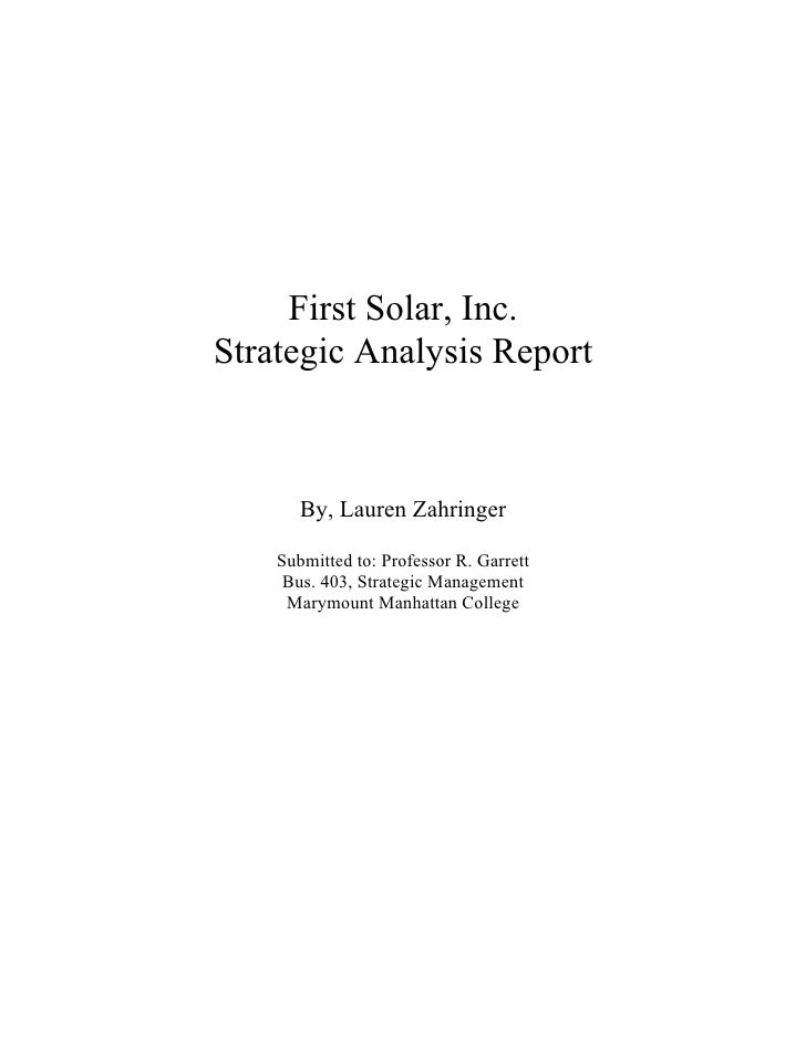 fundamental analysis report on first solar Financial analysis view all news how prime day impacts amazon stock  here's how the amzn stock moved on the success of prime day in the past.