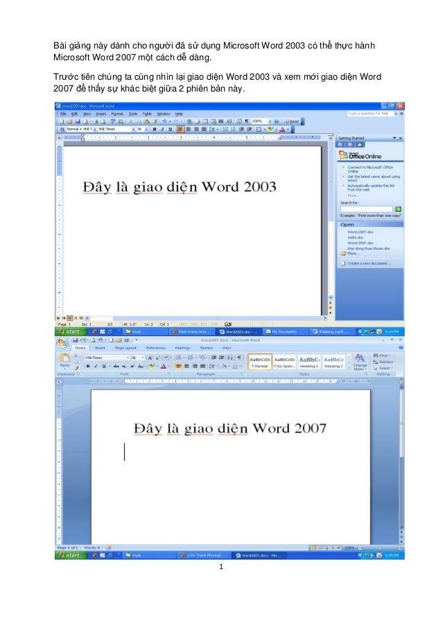 hiện thanh công cụ trong word 2010