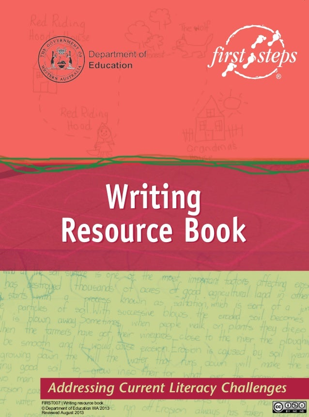 First steps writing resource book first steps second edition is the result of over a decade of reflection by practising teachers malvernweather Images