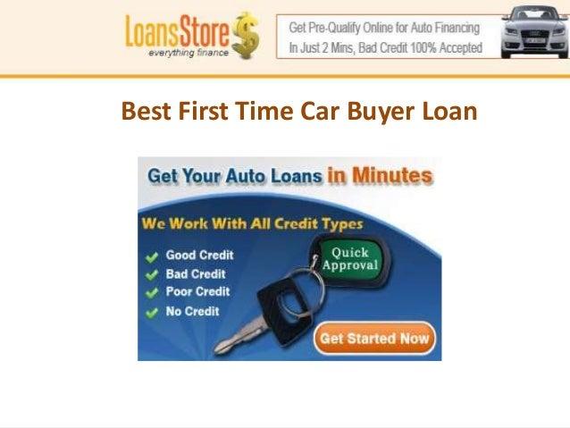 First Time Car Buyer Loan >> First Time Car Buyer Loans