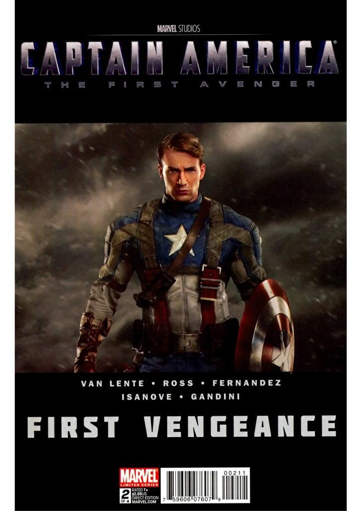 First vengeance 02 (part 1)