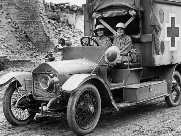 First World War Centenary : Women at War ...