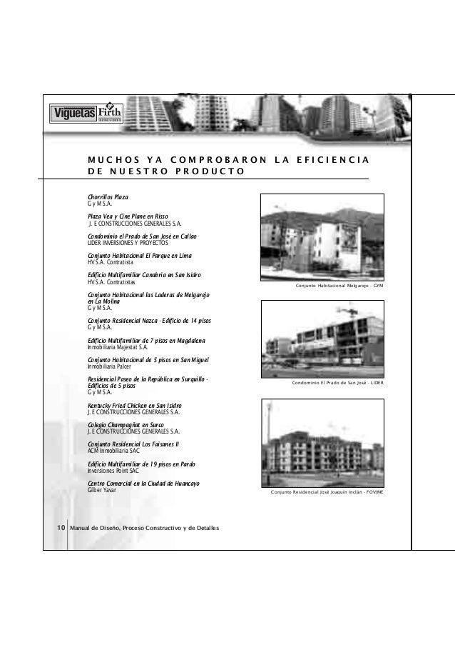 Firth manual viguetas - Acm inmobiliaria ...
