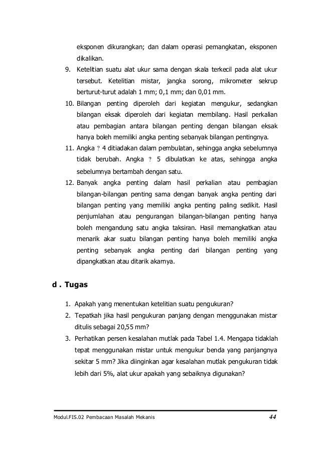 Fis 02-pembacaan-masalah-mekanik