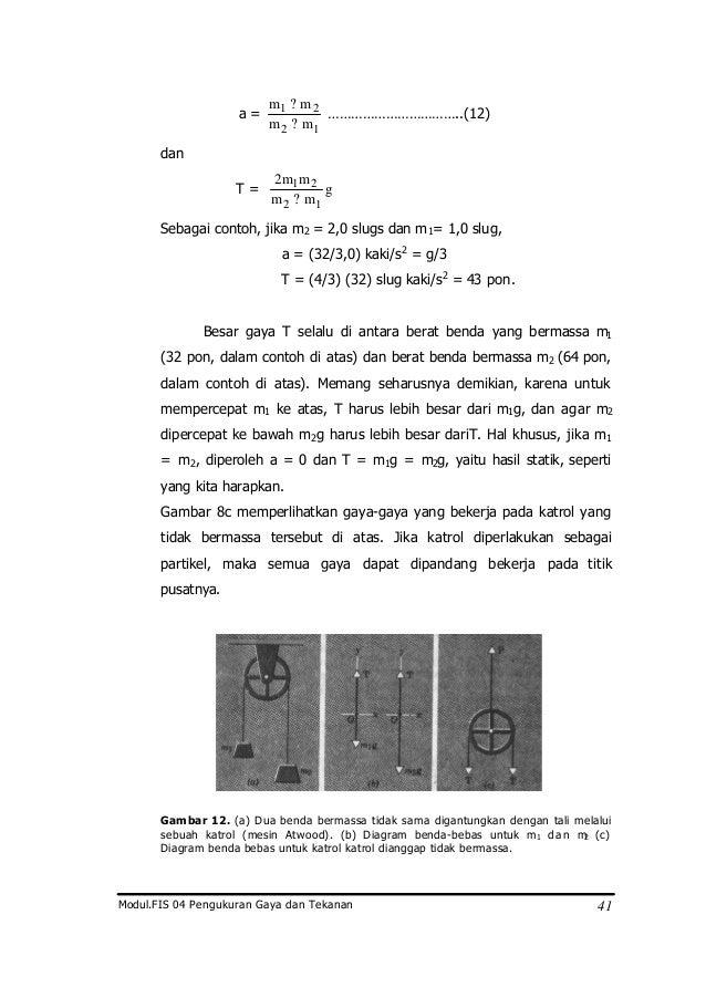 Fis 04 pengukuran gaya dan tekanan 50 ccuart Image collections