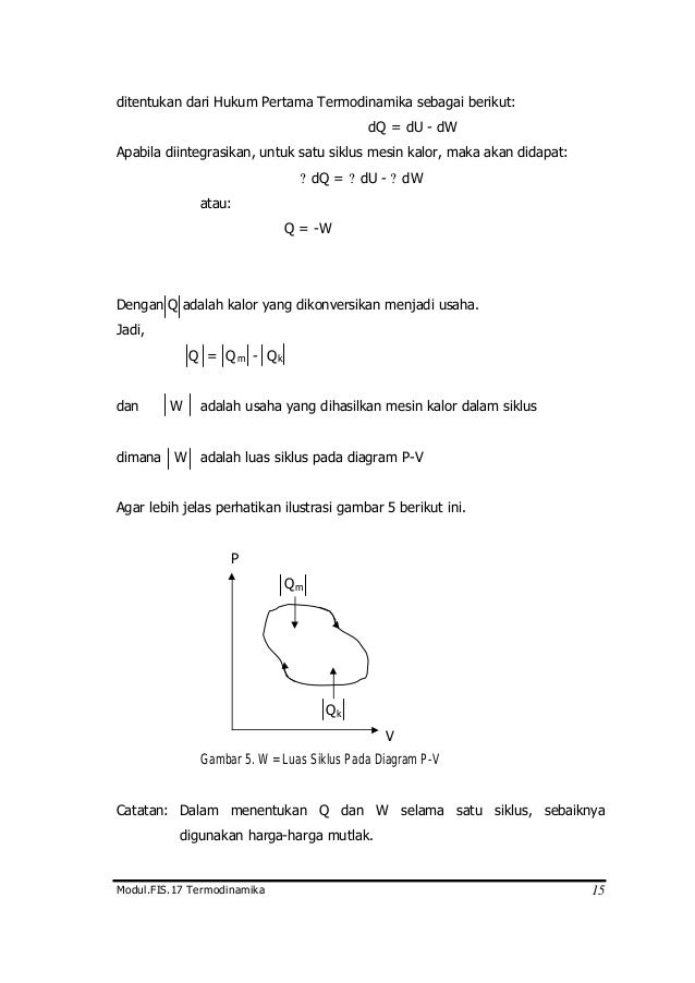 Fis 17 termodinamika perumusan hukum kedua termodinamika dapat juga 25 ccuart Choice Image