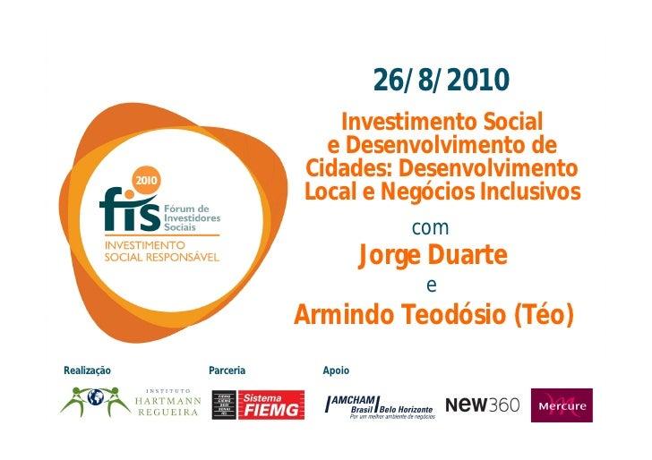 Fis3 Armindo Teodósio (Téo)
