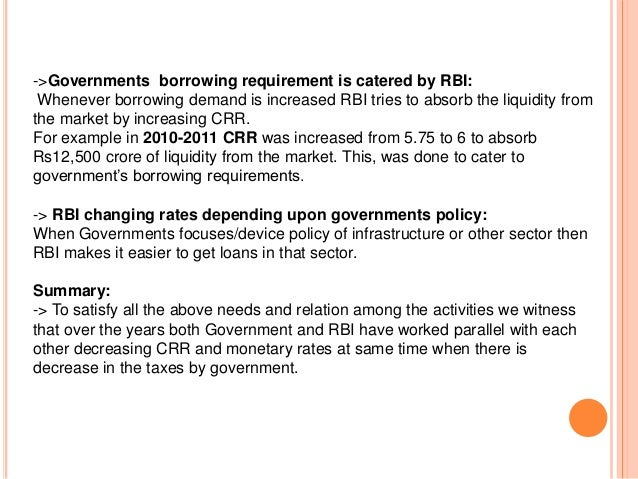 an analysis of fiscal policy and monetary policy Governments are crafting fiscal stimulus packages to counter the crisis this column highlights factors that are crucial in determining the effectiveness of such measures: the financing mix (taxes vs future spending cuts), and accompanying monetary policy to illustrate the importance of these.