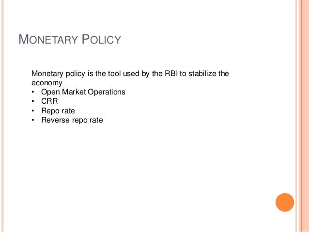 an analysis of fiscal policy and monetary policy Inside lags, are often different for monetary policy than for fiscal policy policy  lags arise  second, the interpretation of economic data is not yet reducible to a .