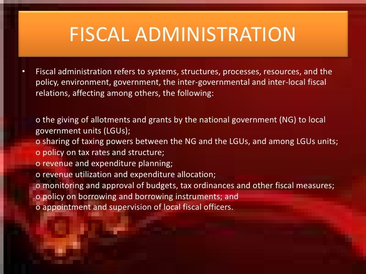 fiscal control mechanisms How to establish sound financial management for your non profit organisation and why it is important.