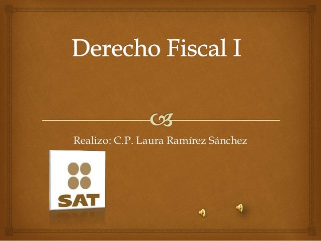 Realizo: C.P. Laura Ramírez Sánchez