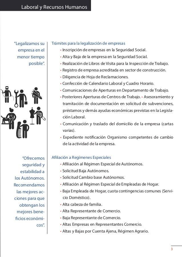 Servicios de asesor a laboral y fiscal mercanti en ruiz for Alta empleada de hogar