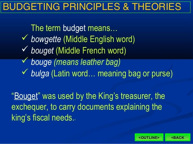 Fiscal management for Farcical meaning in english