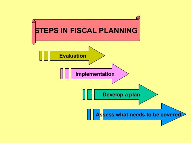 Fiscal planning term papers
