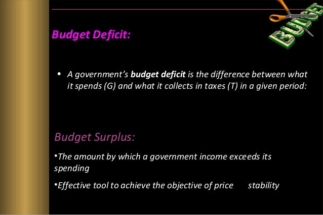 Objectives        To Achieve Equal Distribution of Wealth Increase in Savings Degree of inflation To Achieve Economic...