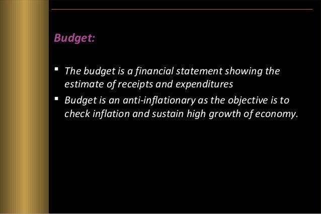 Budget  Revenue Budget  Revenue Receipt  Capital Budget  Revenue Expenditure  Capital Receipt  Capital Expenditure
