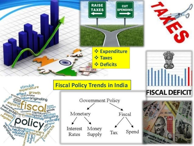 fiscal policy of india pdf