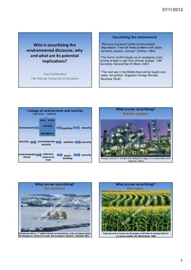 07/11/2012                                                                                          Securitizing the envir...