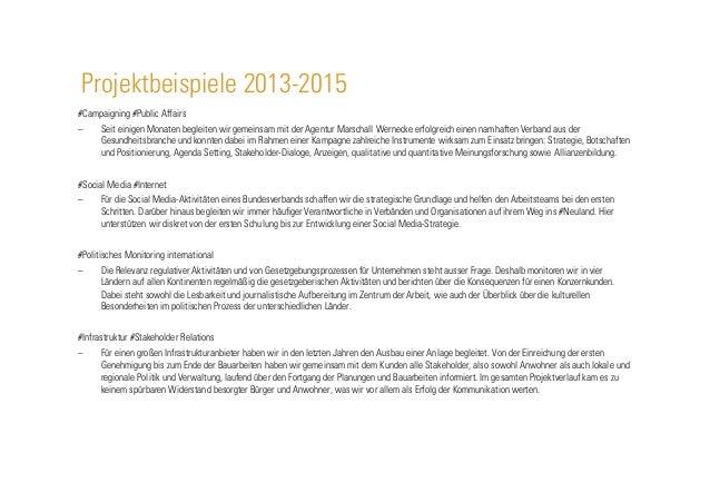 Projektbeispiele 2013-2015 #Campaigning #Public Affairs – Seit einigen Monaten begleiten wir gemeinsam mit der Agentur Ma...