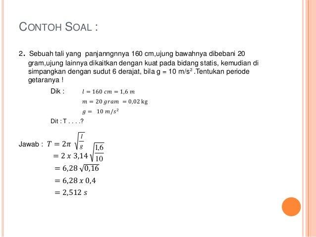 Fisikas Dasar (gerak & gelombnag )