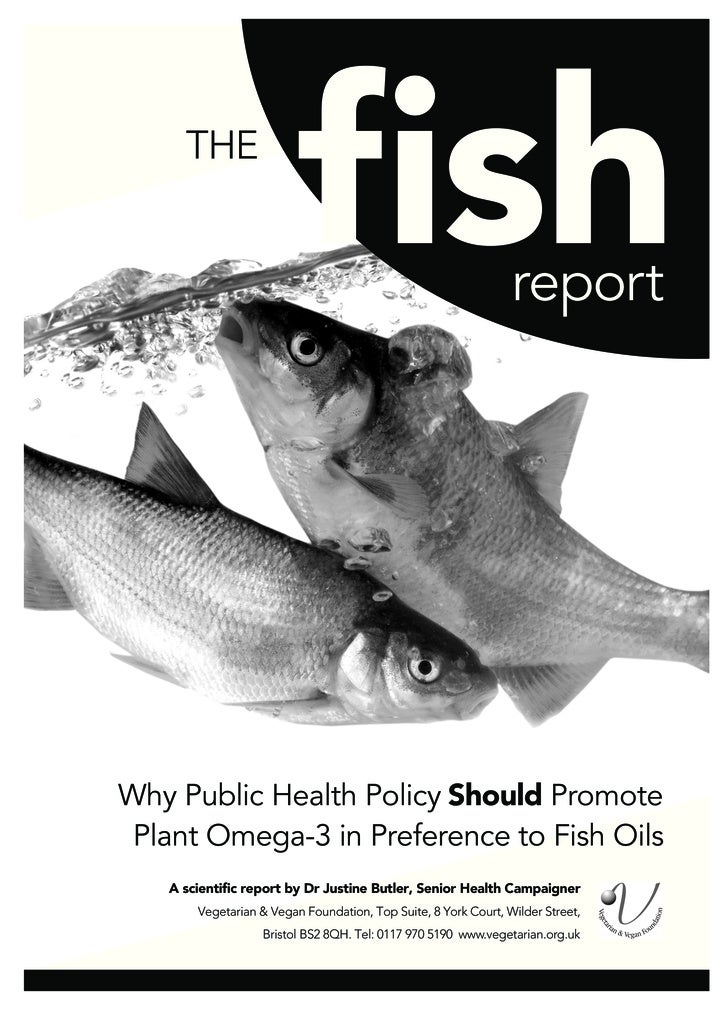 THE                           fish                                   report     Why Public Health Policy Should Promote  P...