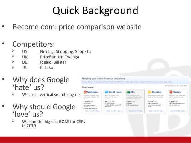 Google Survivor Tips at 2011 SMX Advanced Slide 2