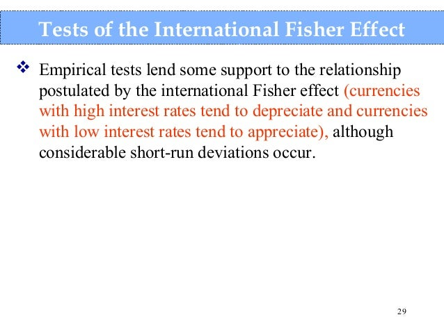 fisher effect The fisher effect is an economic theory proposed by economist irving fisher that  describes the relationship between inflation and both real and nominal interest.