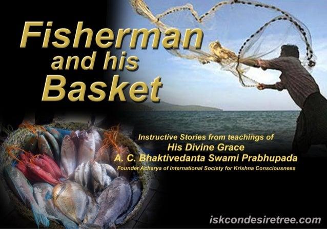Fisherman basket