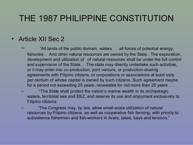 explanation of article 3 section 1 in philippine The right to freely exercise one's religion is guaranteed in section 8 of  375 in  our jurisdiction, fr joaquin bernas, sj asserts that a literal interpretation of the  religion clauses does  this, in fact, has been the approach followed by the  philippine  3[2], art xiv, 1987 constitution) as part of the curricula.
