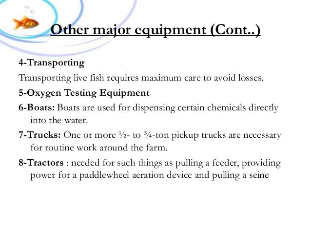 fish farm design and construction pdf