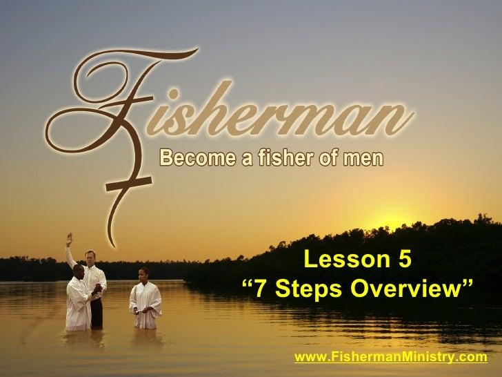 Fishing Lesson 5