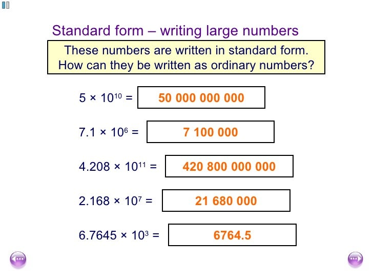 Write A Number In Standard Form Term Paper Writing Service
