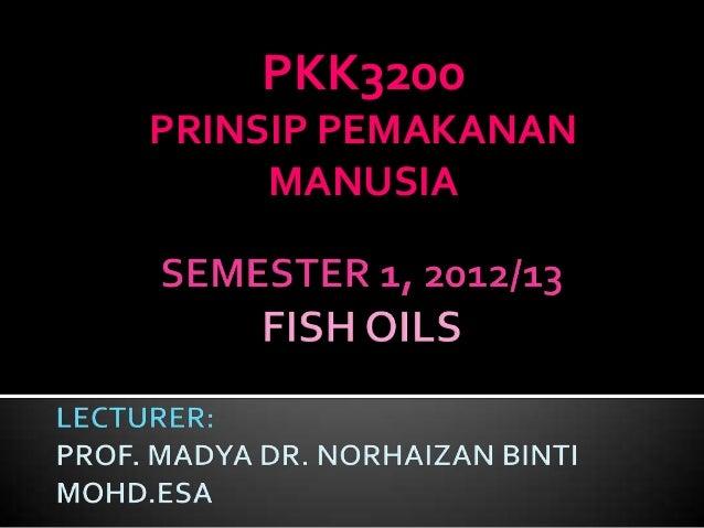 PKK3200PRINSIP PEMAKANAN     MANUSIA