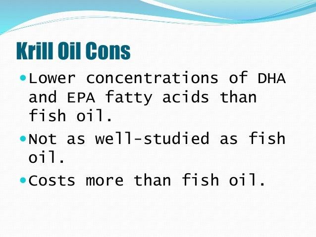 Fish oil vs krill oil for Krill oil versus fish oil