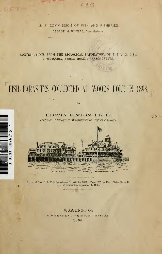 Fishparasitescol00lint (1) Slide 3