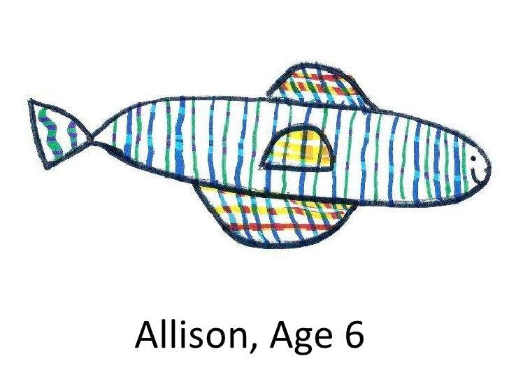 Allison, Age 6<br />