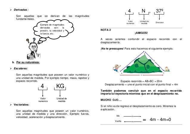análisis dimensional y vectores  Slide 2