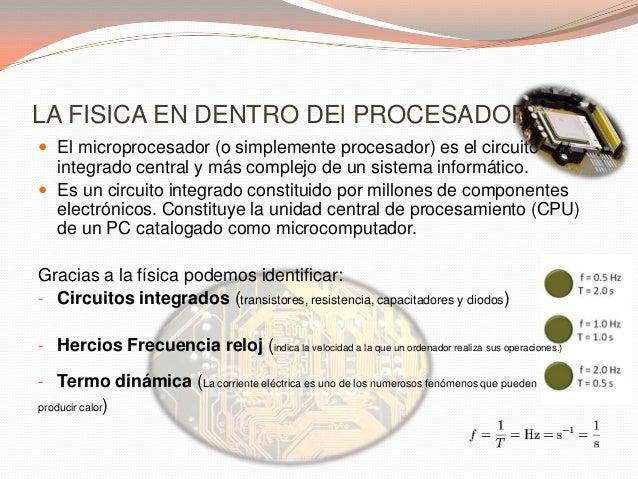 Fisica en un computador for Fisica con ordenador