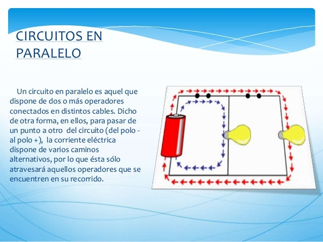Circuito Paralelo Y En Serie : Fisica circuitos en serie paralelos y mixtos