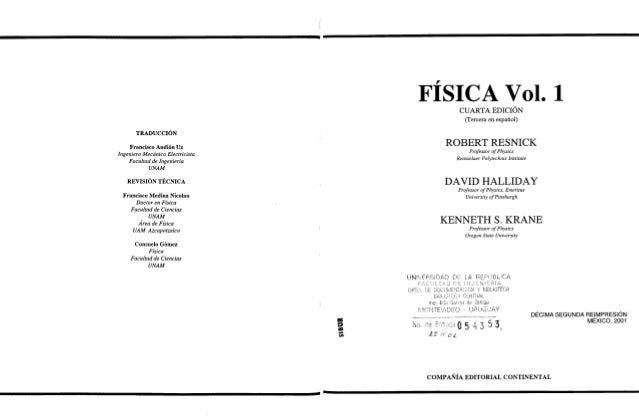 HALLIDAY RESNICK KRANE FISICA 1 EBOOK DOWNLOAD
