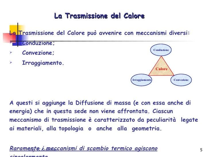 TRASMISSIONE DEL CALORE PDF DOWNLOAD