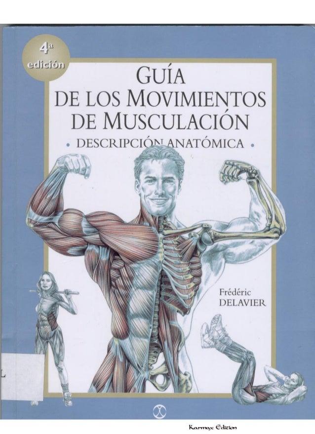 Fisicoculturismo   guia movimientos musculacion