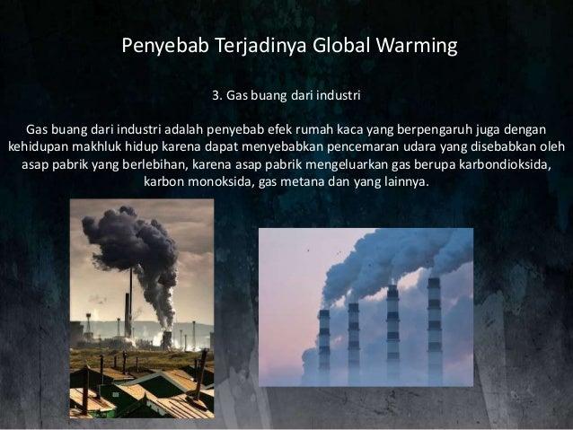 Apa Yang Menyebabkan Terjadinya Global Warming - Berbagai ...