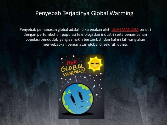 Powerpoint Pemanasan Global Global Warming Kelas 11