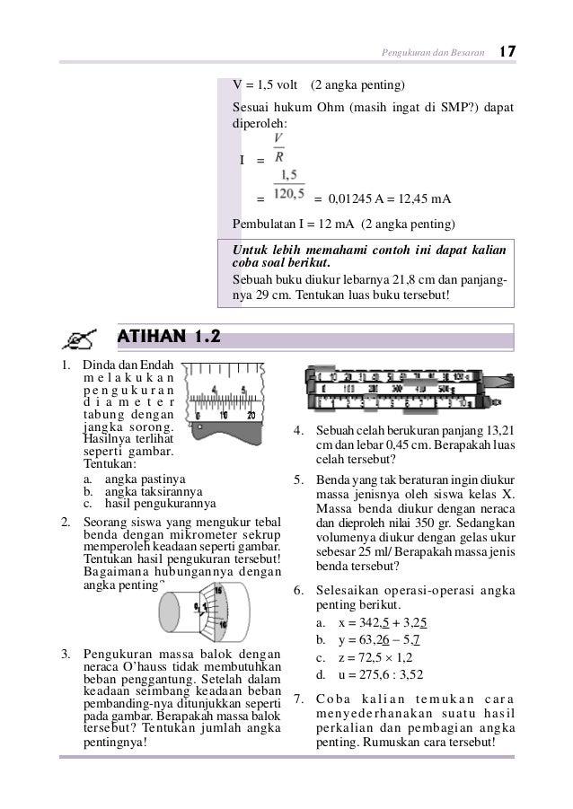 Soal Dan Jawaban Hukum Ohm Blanko Soal Pilihan Ganda 1 2008 Elektrodinamika Arus Hambatan