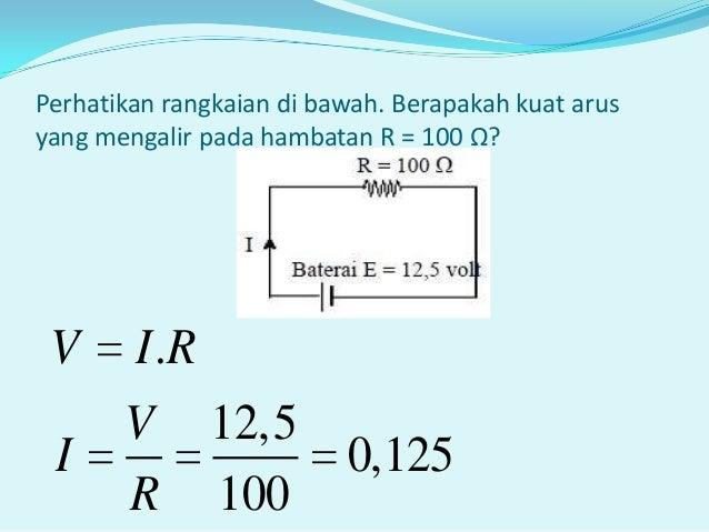 Fisika Kelas 10 Listrik