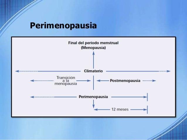 Climaterio • Fase de la vida de las mujeres que marcan la transición de la fase reproductora al estado no reproductor. I.M...